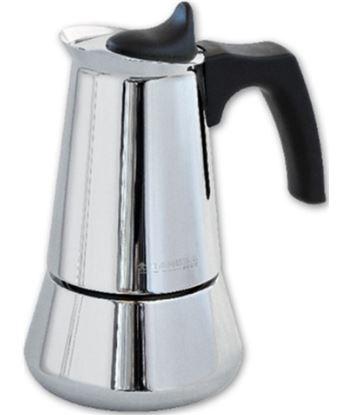 Cafetera Sareba cx-srb9t inox 4 tazas SAR1028053