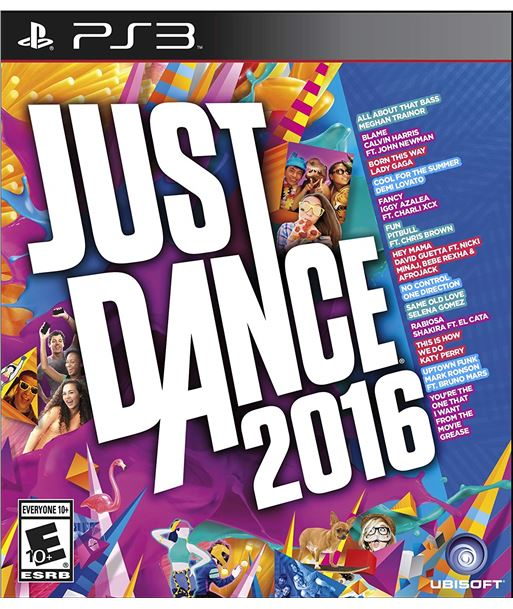 Hypnosis hyp300077183 - SONY JUST DANCE 2016 - VIDEOJUEGO, PLAYSTATION 3