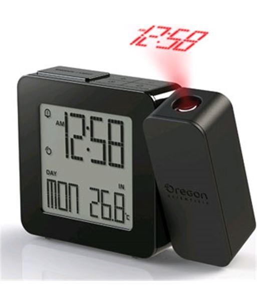 Oregon radio reloj proyector rm338p blanco - RM338P