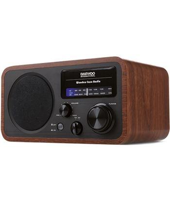 Daewo DBF242 radio retro o drp-134 am/fm analógica madera dae - 8413240602590