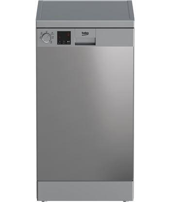 Beko DFS05013X lavavajillas 60cm inox a+ Lavavajillas - 8690842186233