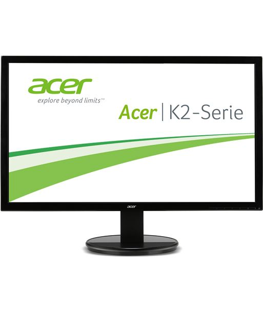 Monitor led 24'' Acer k242hl full hd dvi/vga UM.FW3EE.001 - UMFW3EE001
