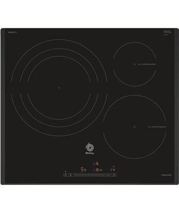 Balay 3EB967LU placa inducción independiente , 3 zonas bisel. - 3EB967LU