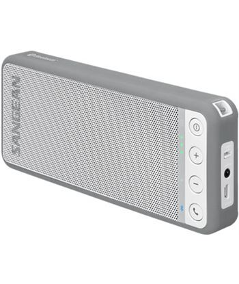 Nuevoelectro.com altaveu port. sangean bts101 bluetooth nfc, gris bts101grey