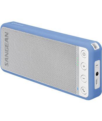 Nuevoelectro.com altavoz port. sangean bts101 bluetooth nfc, azul bts101blue