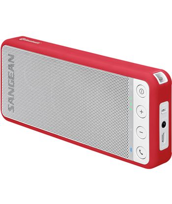 Nuevoelectro.com altavoz port. sangean bts101 bluetooth nfc rojo bts-101red