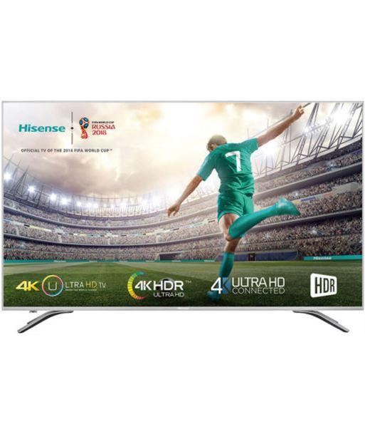 "50"" tv Hisense 50A6500 uhd 4k - 50A6500"