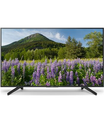 65'' tv 4k hdr Sony KD65XF7096BAEP TV 50'' o m?s