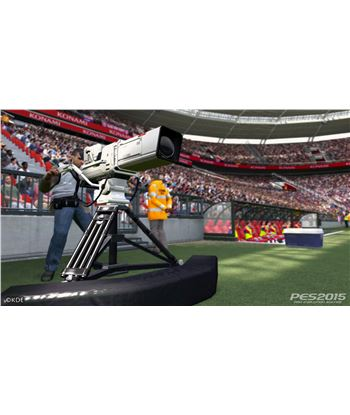 Konami juego ps4 pro evolution soccer 2015 one edition 100660 - 60149635_3313851218