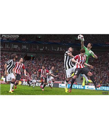 Konami juego ps4 pro evolution soccer 2015 one edition 100660 - 60149635_4067176289