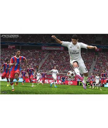 Konami 100660 juego ps4 pro evolution soccer 2015 one edition - 60149635_5541880130