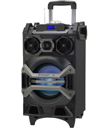 Altavoz trolley Brigmton bap750 bluetooth karaoke led BRIBAP750