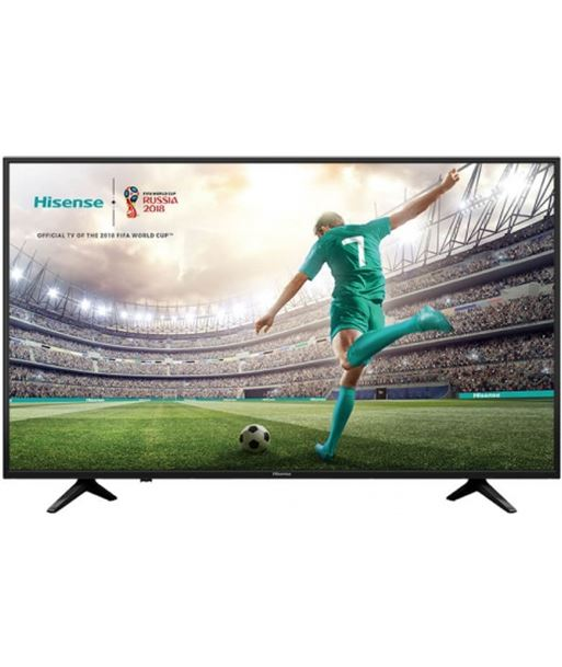 "Tv led Hisense 126 cm (50"") h50a6140 ultra hd 4k smart tv HISH50A6140 - HISH50A6140"