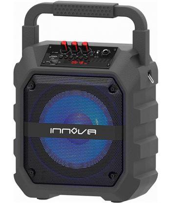 Nuevoelectro.com alt. bt portátil innova 20w usb recarga superior d/fm/micróf cable/led innoalt25