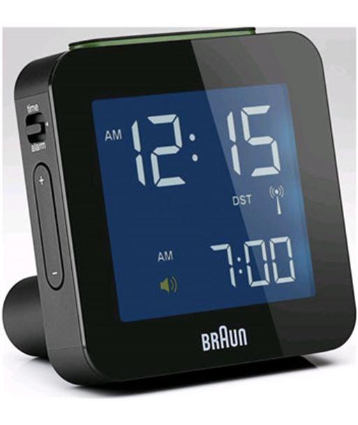 River reloj despertador braun bnc009bkbk digital - BNC009BK