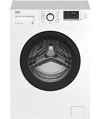 Lavadora carga frontal  Beko WTA7612XSW 7kg 1200rpm blanca a+++