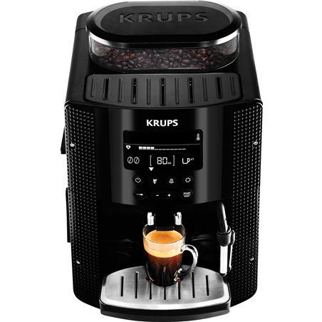 Cafetera  Krups super automatica ea8150 milano negra EA815070 - 27278179_9588