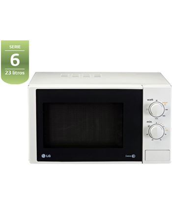 Le-microondas+grill Lg MH6322DS 23l silver
