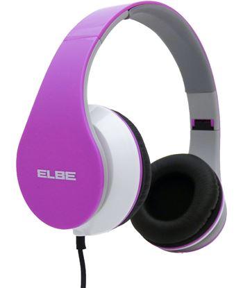 Auricular Elbe AU545PK, plegable, rosa