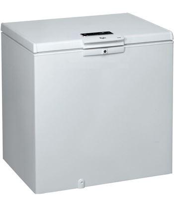 Whirlpool congeladores horizontales whe2535 fo