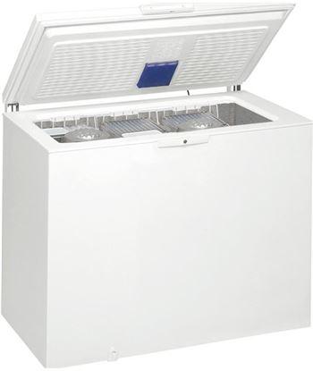 Congelador horizontal Whirlpool WHE3133 , arcon 31