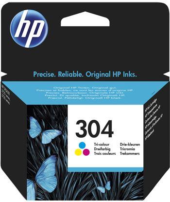 Hewlett tinta hp 304 tricolor n9k05ae Perifericos y accesorios