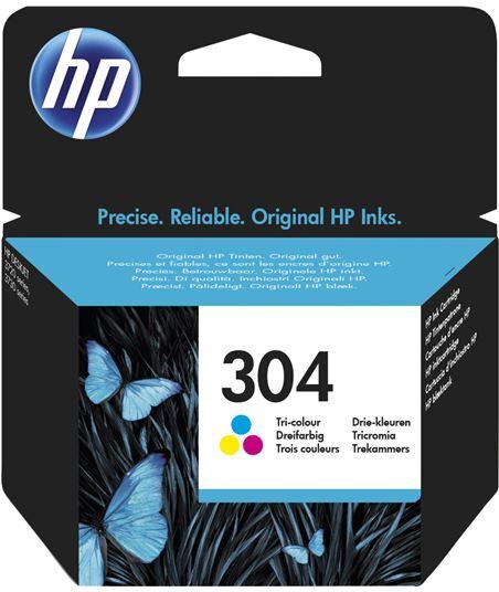 Hewlett tinta hp 304 tricolor n9k05ae Perifericos y accesorios - HEWN9K05AE