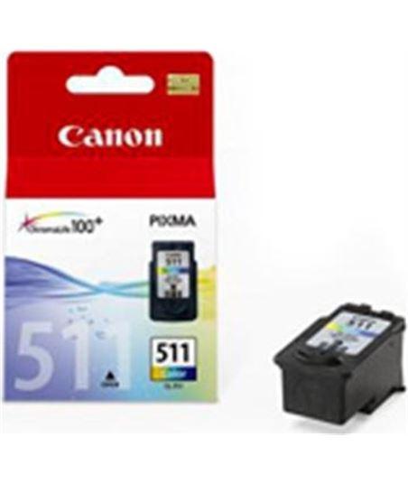 Cartucho tinta Canon cl-511 color 2972B010 Perifericos y accesorios - CAN2972B004