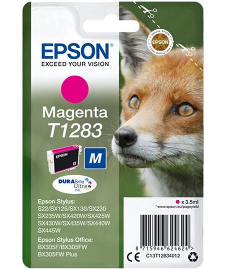 Tinta magenta Epson ''1283'' EPSC13T12834012 Perifericos y accesorios - EPSC13T12834012