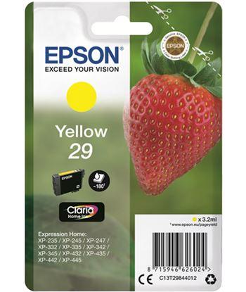 Tinta Epson 29 claria home amarillo EPSC13T29844012