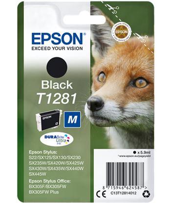 Tinta negra Epson ''1281'' EPSC13T12814012