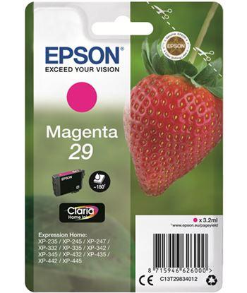 Epson C13T29834012 tinta 29 claria home magenta eps - EPSC13T29834012