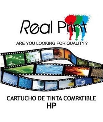 Real tinta compatible con cartucho hp 301xl negra rpthp301xlbk