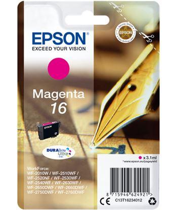 Tinta magenta Epson 16 durabrite EPSC13T16234012 Perifericos y accesorios