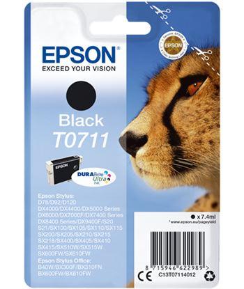 Tinta negra Epson ''711'' EPSC13T07114012