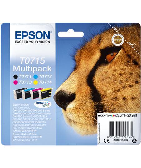 Multipack tinta Epson ''715'' EPSC13T07154012 Perifericos y accesorios - EPSC13T07154012