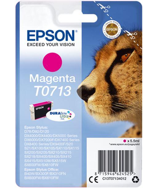 Tinta magenta Epson ''713'' EPSC13T07134012 Consumibles - EPSC13T07134012