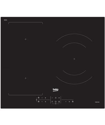 Vitrocerámica  flexinducción Beko hii63200fht 60cm 2z