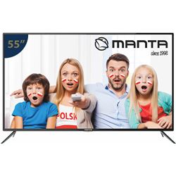 Nuevoelectro.com tv led 55'' manta 55lua57l ultra hd 4k smart tv manled55lua57l