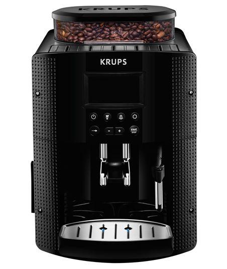 Cafetera  Krups super automatica ea8150 milano negra EA815070 - 27278179_4233