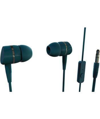 Auricular boton 38011 Vivanco verde