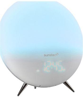 Radio reloj Sunstech FRLAMP1 con iluminacion gradual y altavoz