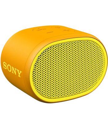 Altavoz portatil Sony srxb01y extra bass bluetooth amarillo SRSXB01Y_CE7