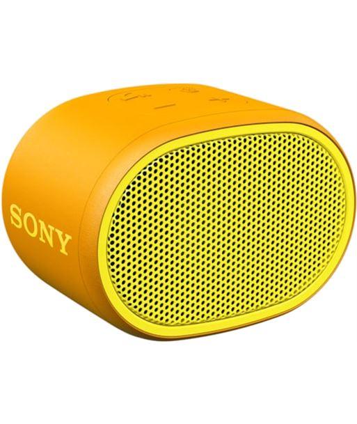 Altavoz portatil Sony srxb01y extra bass bluetooth amarillo SRSXB01Y_CE7 - SRSXB01Y_CE7