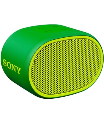 Altavoz portatil Sony srxb01g extra bass bluetooth verde SRSXB01G