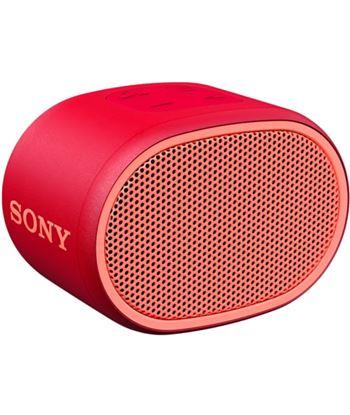 Altavoz portatil Sony srxb01r extra bass bluetooth rojo SRSXB01R