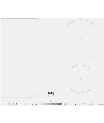 Encimera inducción Beko hii64500fhtw Vitrocerámicas inducción - HII64500FHTW