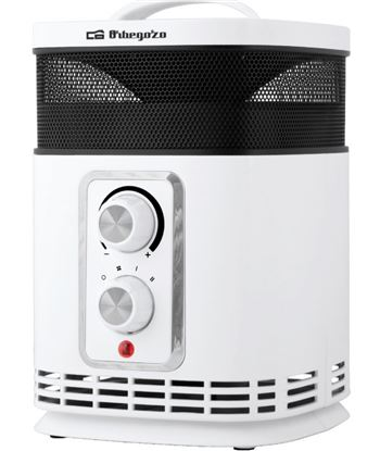 Calefactor cerámico Orbegozo cr6025 360º ORBCR6025