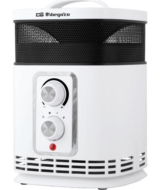 Calefactor cerámico Orbegozo cr6025 360º ORBCR6025 - CR6025