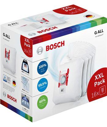 Bosch accesorio pack 16 bolsas de aspiración